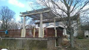 Pergola Willow Grove PA | King of Prussia