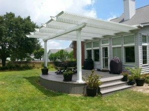 Operable Pergola Wildwood NJ