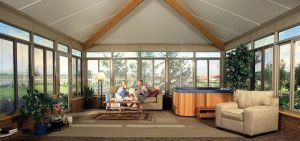 Charming Sunroom Additions King Of Prussia PA